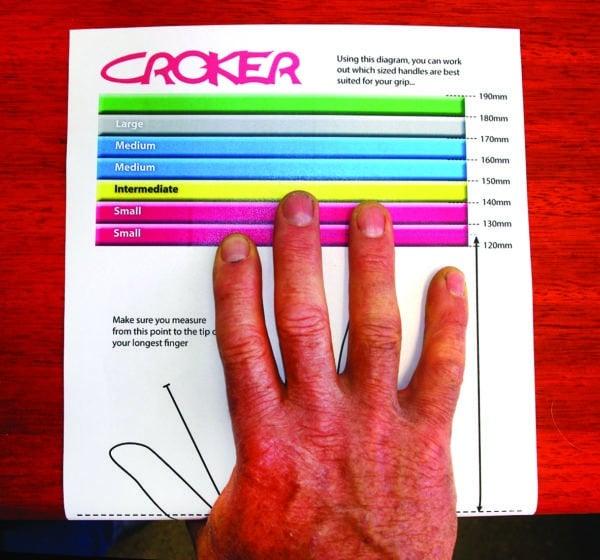 hand chart lr