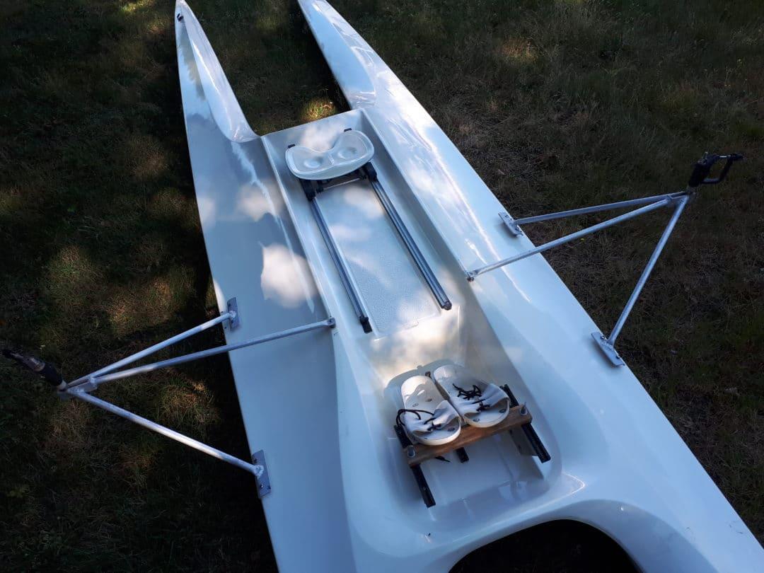 1x Rowing Catamaran