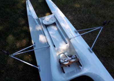 1x Rowing Catamaran