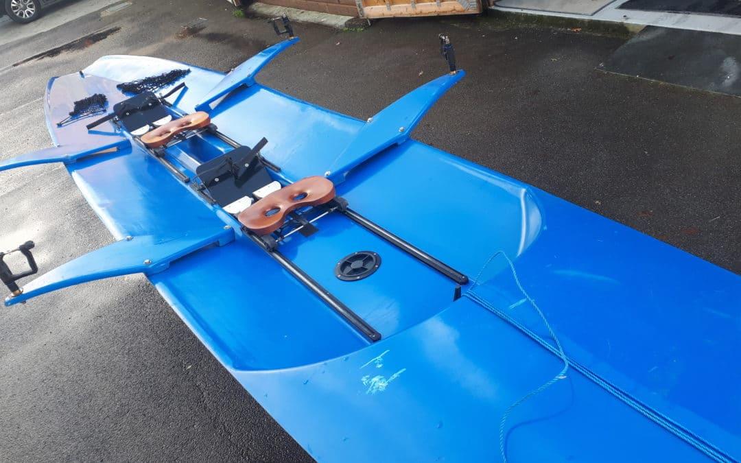 2x Coastal Rowing MPS