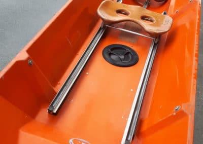 2x Double CARON plastique – Porteur 70/80 kg