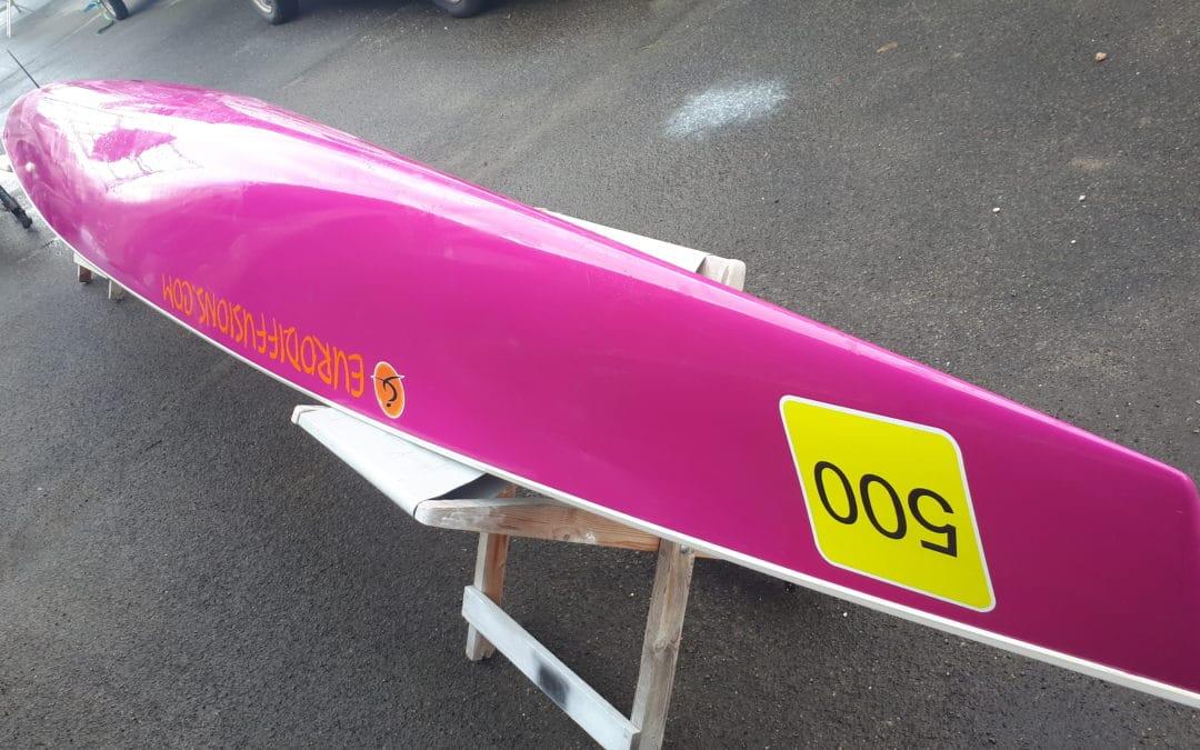 Solo aviron de mer X19 Eurodiffusion's