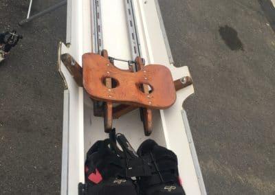 Skiff 1x CARON – porteur 70 kg