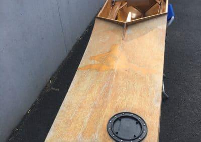 4x+ bois blanc Caron – Porteur 80-85 kg