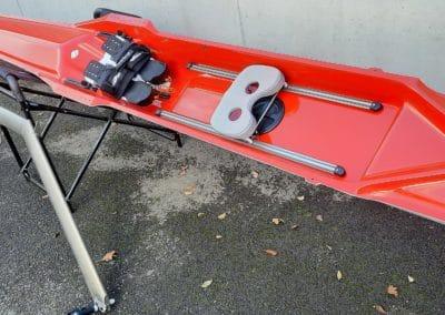 Skiff 1x Trainer Swift Racing – Porteur 60-75 kg
