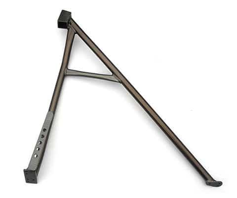 Rig24-ha portant de pointe arrière en aluminium