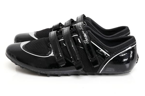 chaussures aviron thomas lange cote gauche