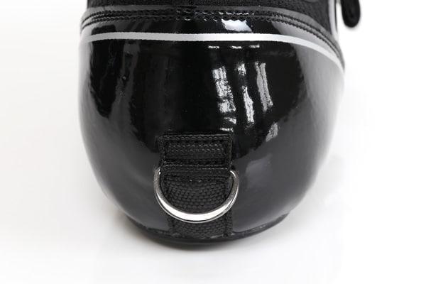 chaussures aviron thomas lange fixation talon
