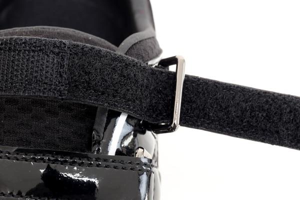 chaussures aviron thomas lange scratch velcro