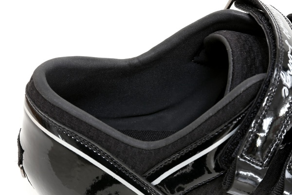 chaussures aviron thomas lange tige talon