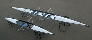 NEUF : Canoë double 2x Recreational Club B SWIFT RACING