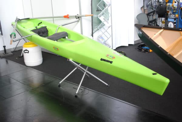 bateau evolution decouverte first evo aviron rtm vert